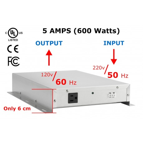 XS-05 General Application 600W (5 Amps)