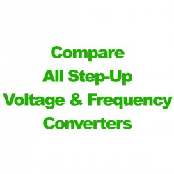 Step Up Voltage and Frequency Converter
