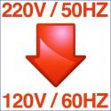 Step Down 220V/50Hz to 120V/60Hz