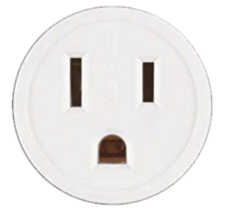 NEMA 5-15 R 15 Amps